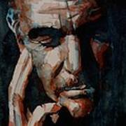 Sean Connery  Poster by Paul Lovering