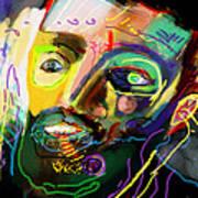 Self Development 11 Poster by David Baruch Wolk