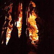 Shenandoah Caverns - 121247 Poster by DC Photographer