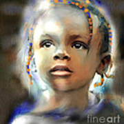 Shine On Me Poster by Bob Salo
