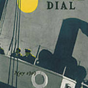 Ship At Night Poster by Edward Hopper