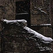 Side Door Poster by Jasna Buncic