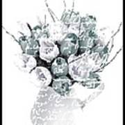 Speak Softly Tulips Poster by Debra  Miller
