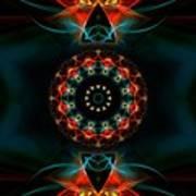 Spiritual Magic Poster by Hanza Turgul