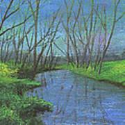 Spring Awakening II Poster by Garry McMichael