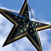 Star Poster by Annette Persinger