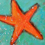 Starfish Poster by Patricia Awapara