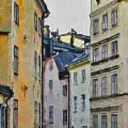 Stockholm 8 Poster by Yury Malkov