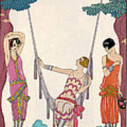 Summer Poster by Georges Barbier