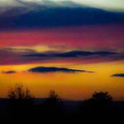 Sunset Serenity Poster by Joe Bledsoe