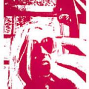 Ta Ta Telephone Poster by Monica Warhol