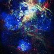Tarantula Nebula 5 Poster by Jennifer Rondinelli Reilly - Fine Art Photography