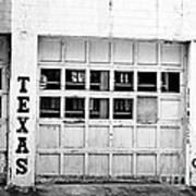 Texas Junk Co. Poster by Scott Pellegrin