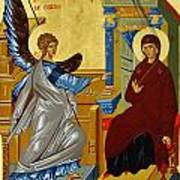 The Annunciation Poster by Joseph Malham