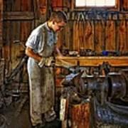 The Apprentice Hdr Poster by Steve Harrington