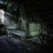 The Asylum Project - Seven Poster by Erik Brede
