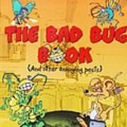 The Bad Bug Book Cover Poster by Paul Calabrese