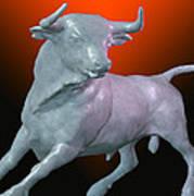 The Bull... Poster by Tim Fillingim