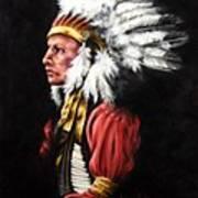 The Chief 2 Poster by Karen Elkan