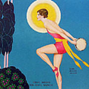 The Dance  1929 1920s Usa Ruby Keeler Poster by The Advertising Archives