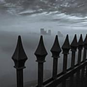 The Dark Night Poster by Jennifer Grover