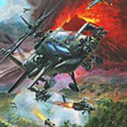The Diablo Nest Poster by Stu Shepherd