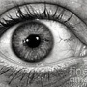The Eye Poster by Luke Moore