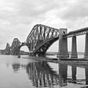 The Forth II Poster by Mike McGlothlen