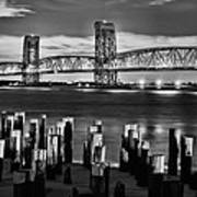The Gil Hodges Bridge Poster by JC Findley