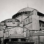 The Hagia Sophia Poster by Shaun Higson