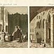 The Holy Sepulcher Of Jerusalem Poster by Splendid Art Prints