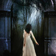 The Light That Awakens Poster by John Rivera