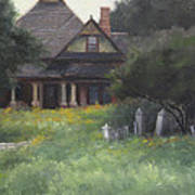 The Sullivan House Poster by Anna Rose Bain