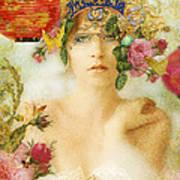 The Summer Queen Poster by Aimee Stewart