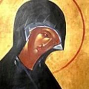 Theotokos Poster by Joseph Malham