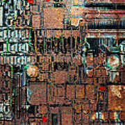 Time For A Motherboard Upgrade 20130716 Poster by Wingsdomain Art and Photography