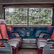 Trans Siberian Express Poster by Trever Miller