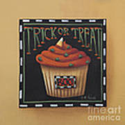Trick Or Treat Poster by Catherine Holman