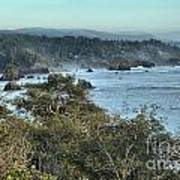 Trinidad Beach Landscape Poster by Adam Jewell
