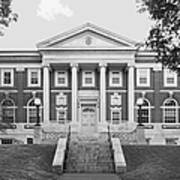 Tufts University Eaton Hall Poster by University Icons