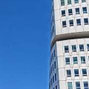 Turning Torso Skyscraper Poster by Antony McAulay