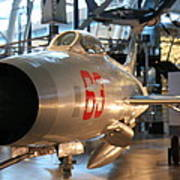 Udvar-hazy Center - Smithsonian National Air And Space Museum Annex - 121234 Poster by DC Photographer