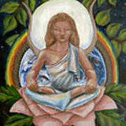 Universal Goddess Poster by Samantha Geernaert