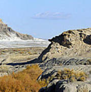 Utah Outback 42 Panoramic Poster by Mike McGlothlen