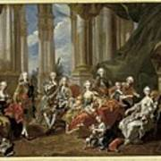 Van Loo, Louis Michel 1707-1771. Philip Poster by Everett