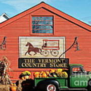 Vermont Country Store Poster by John Greim