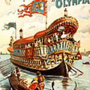 Vintage Nostalgic Poster - 8050 Poster by Wingsdomain Art and Photography