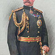 Viscount Kitchener Of Khartoum Poster by Walter Wallor Caffyn