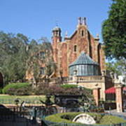 Walt Disney World Resort - Magic Kingdom - 1212141 Poster by DC Photographer
