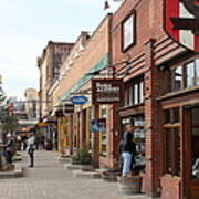 Welcome To Truckee California 5d27445 Poster by Wingsdomain Art and Photography
